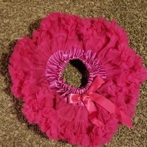 3/$12 Pink tutu